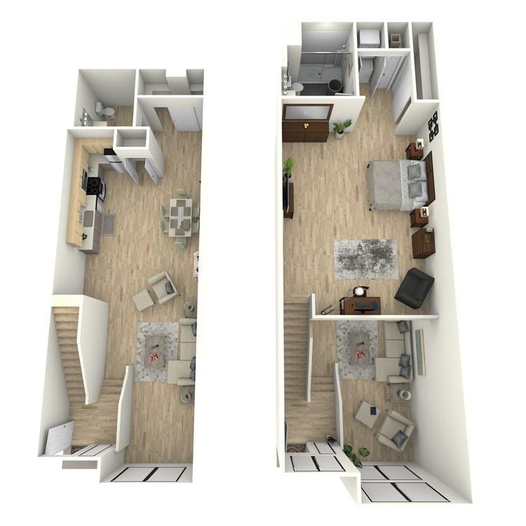 Floor plan image of Plan 24