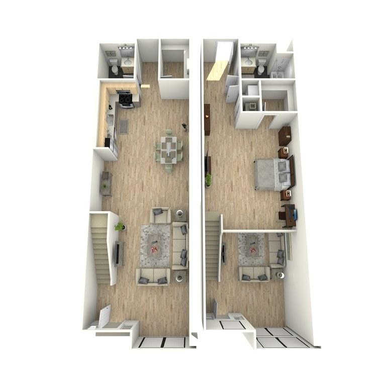 Floor plan image of Plan 22