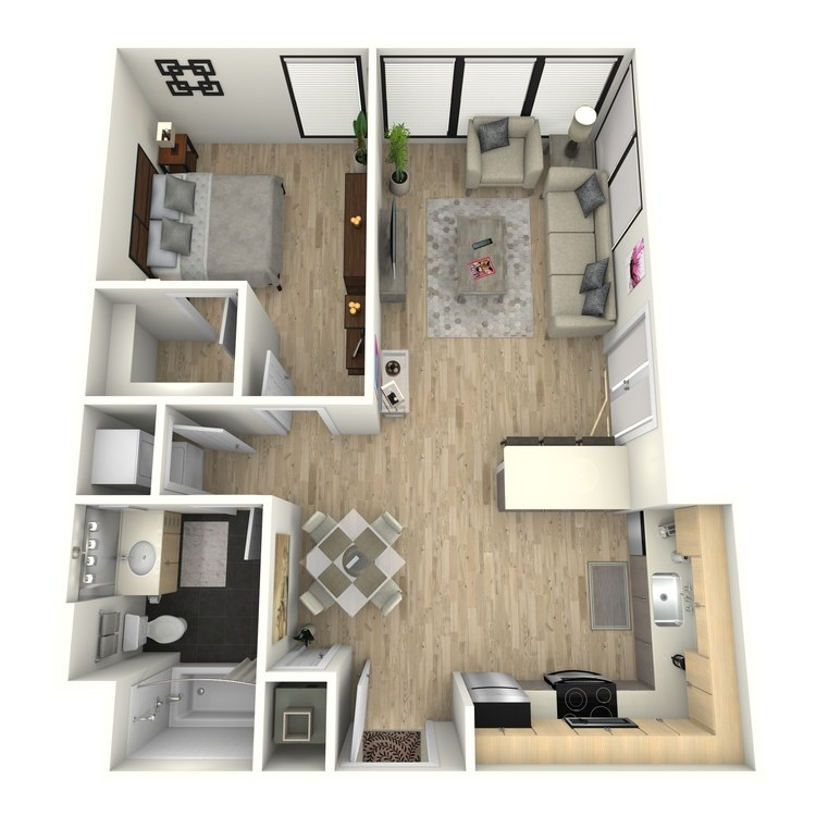Floor plan image of Plan 13
