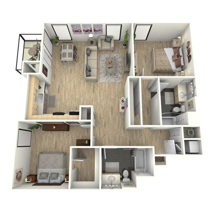 Floor plan image of Plan 31