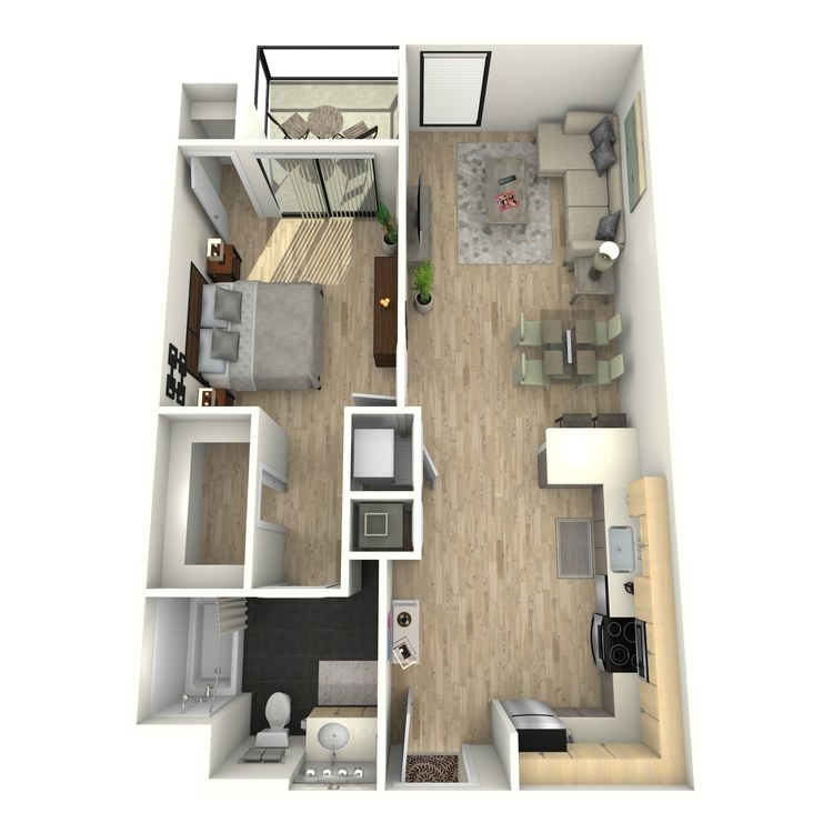 Floor plan image of Plan 12