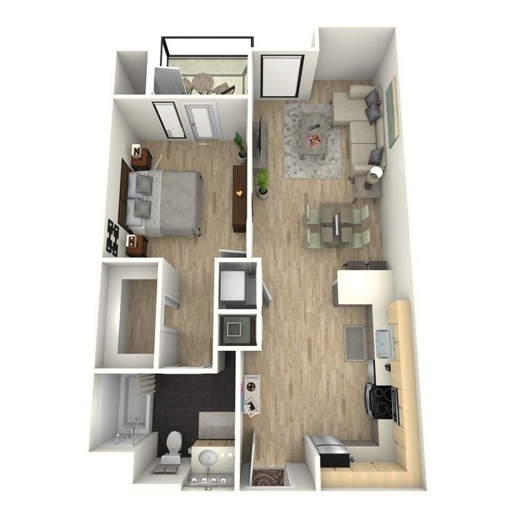 Floor plan image of Plan 9