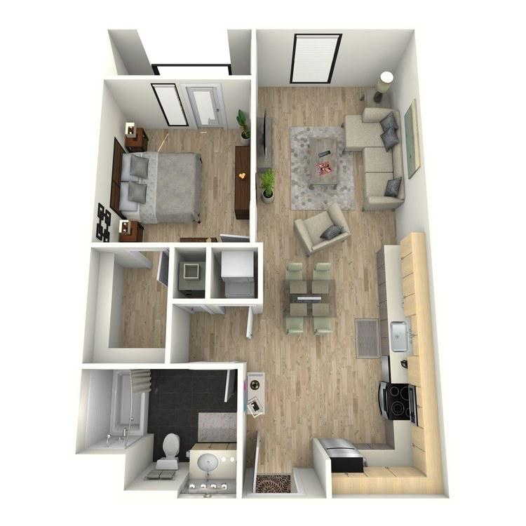 Floor plan image of Plan 10
