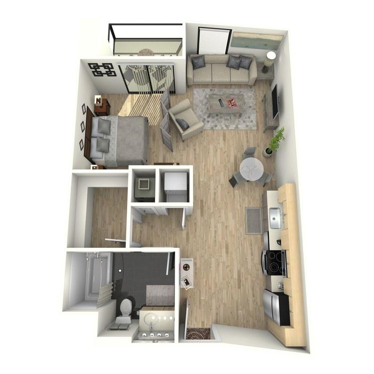 Floor plan image of Plan 3
