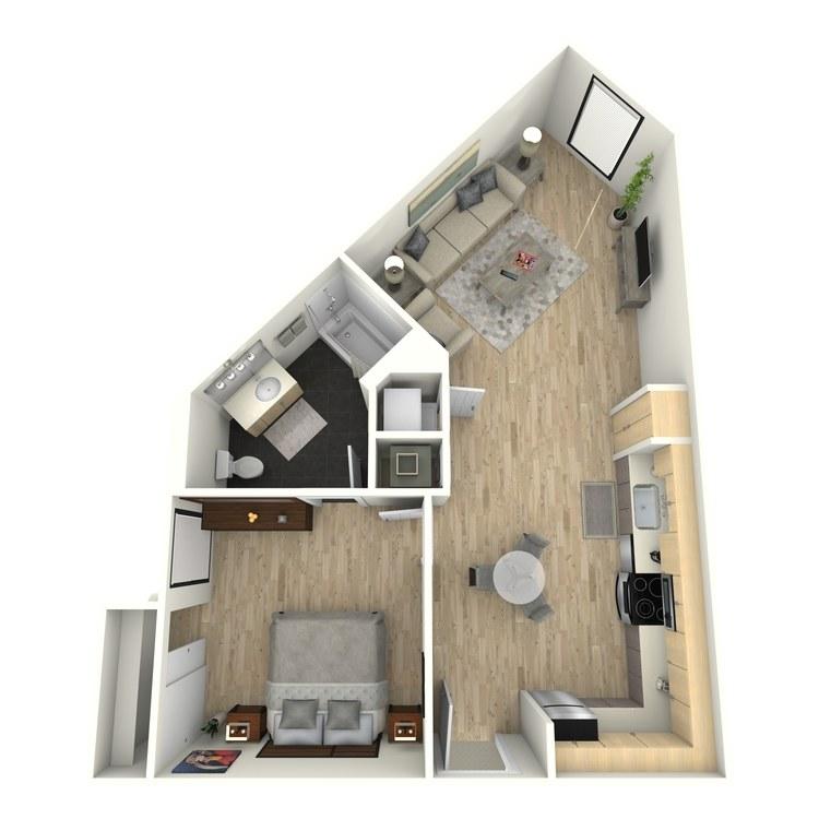 Floor plan image of Plan 11