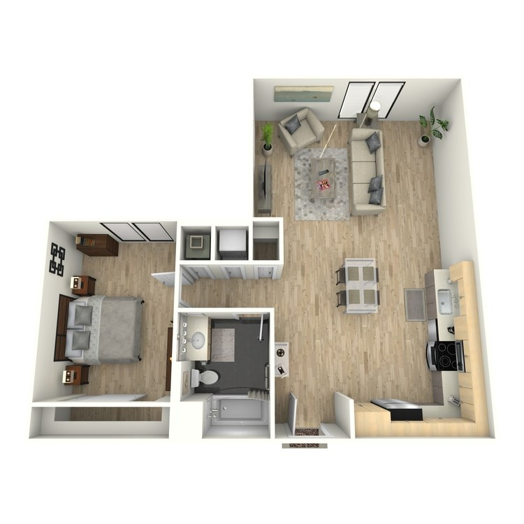 Floor plan image of Plan 19