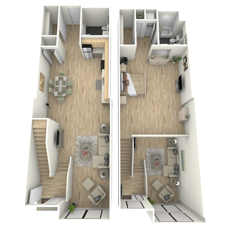 Floor plan image of Plan 23