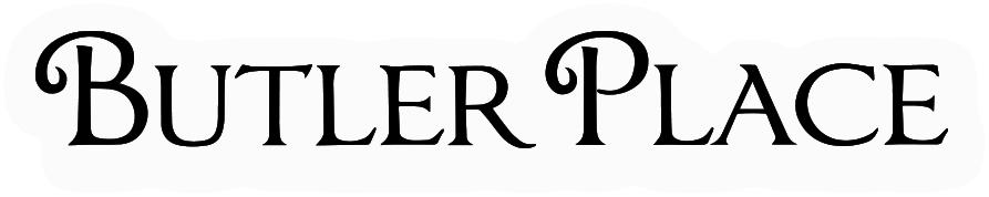 Butler Place Logo