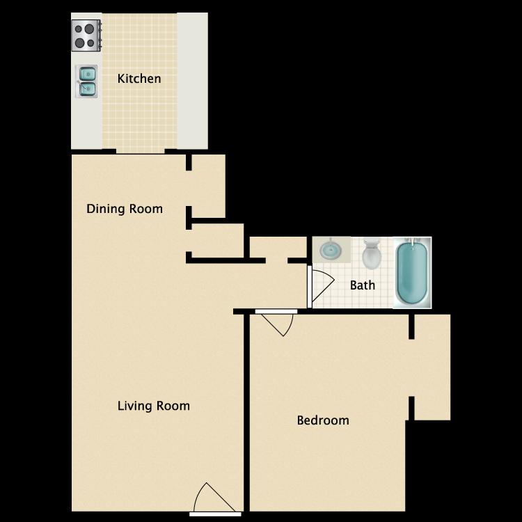Luxury Loft Apartments Jackson Tn