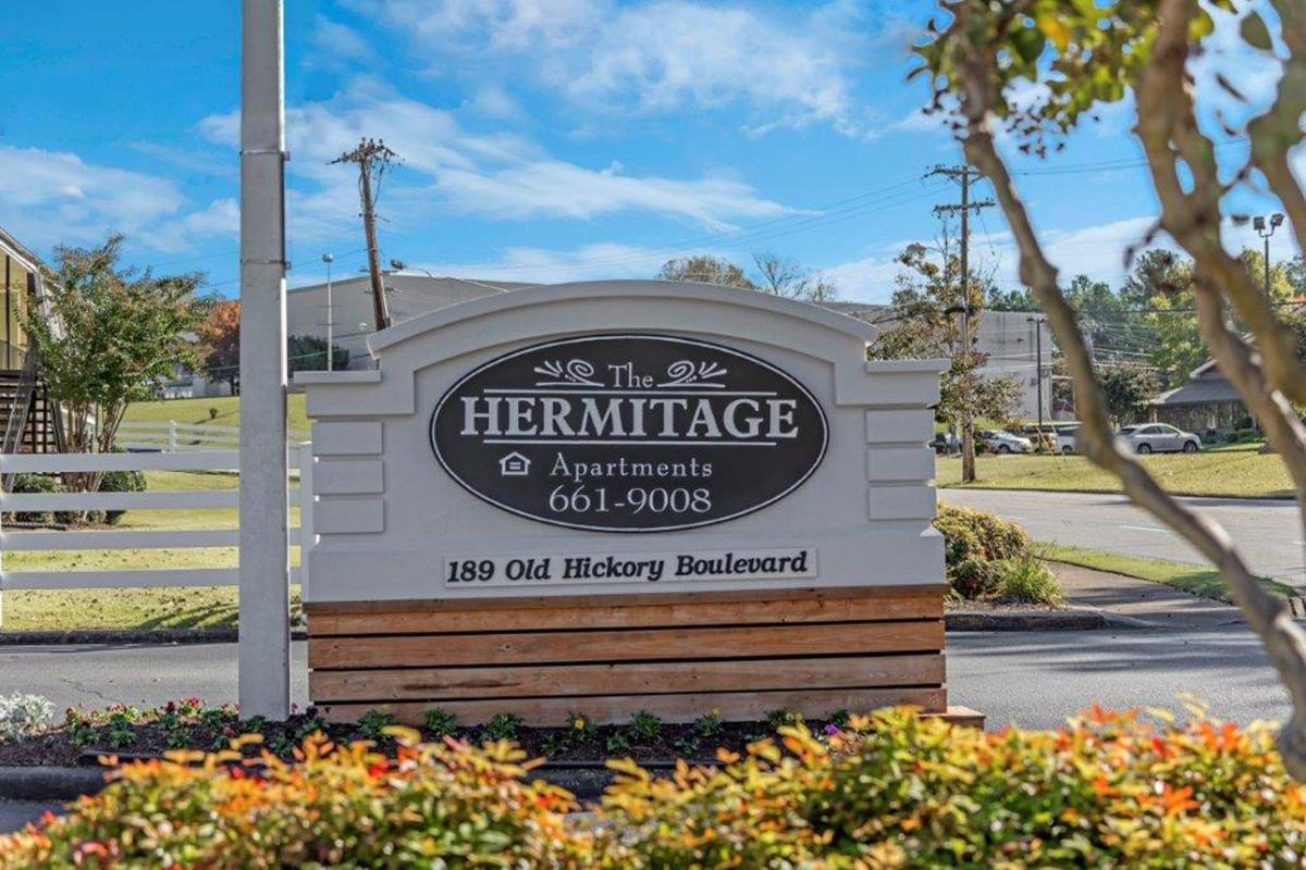 The Hermitage Apartments in Jackson, TN