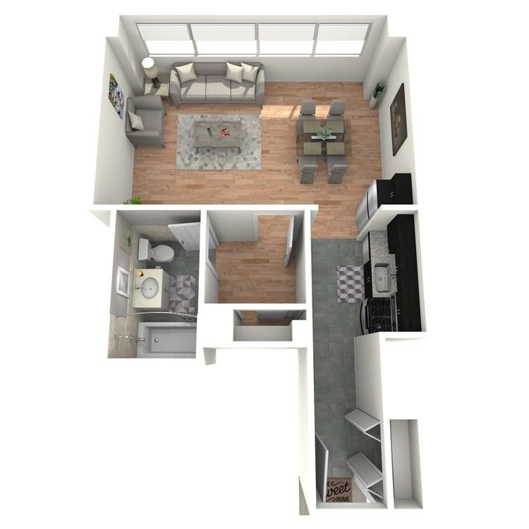 Floor plan image of Vue STA2