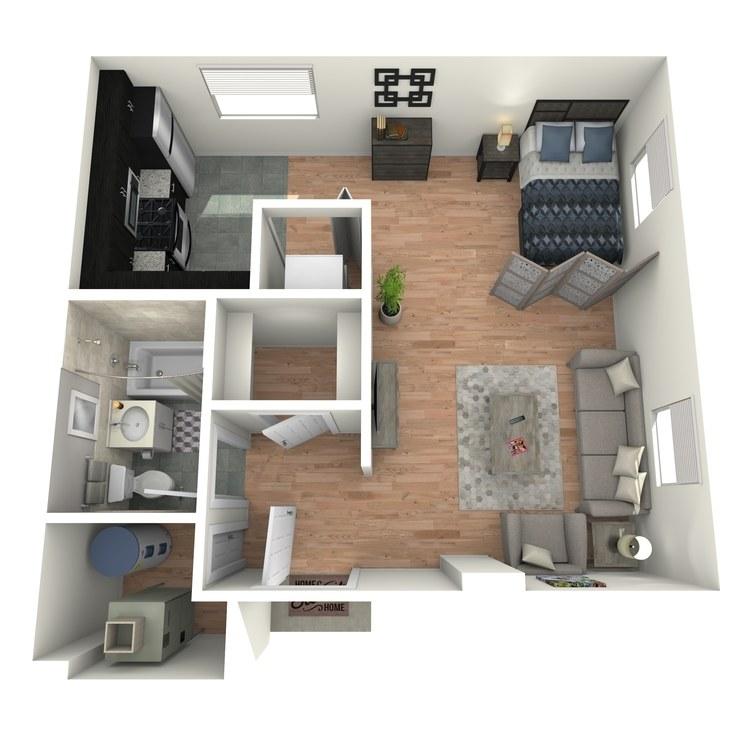 Floor plan image of Fairmount STA