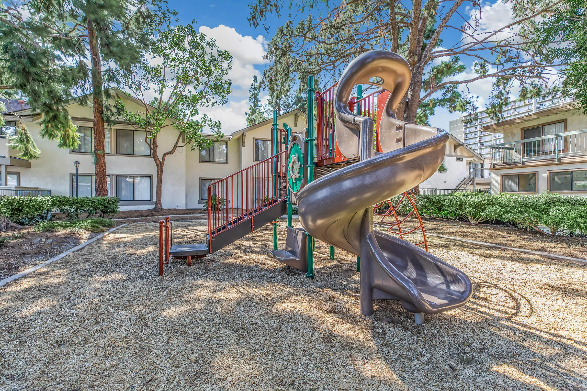 Park City Apartment Homes playground