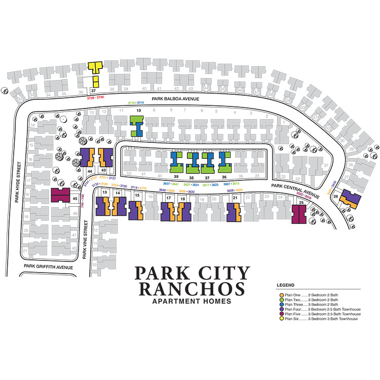 Park City Ranchos