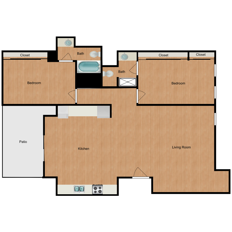 Skyline Villas - Floor Plans & Pricing