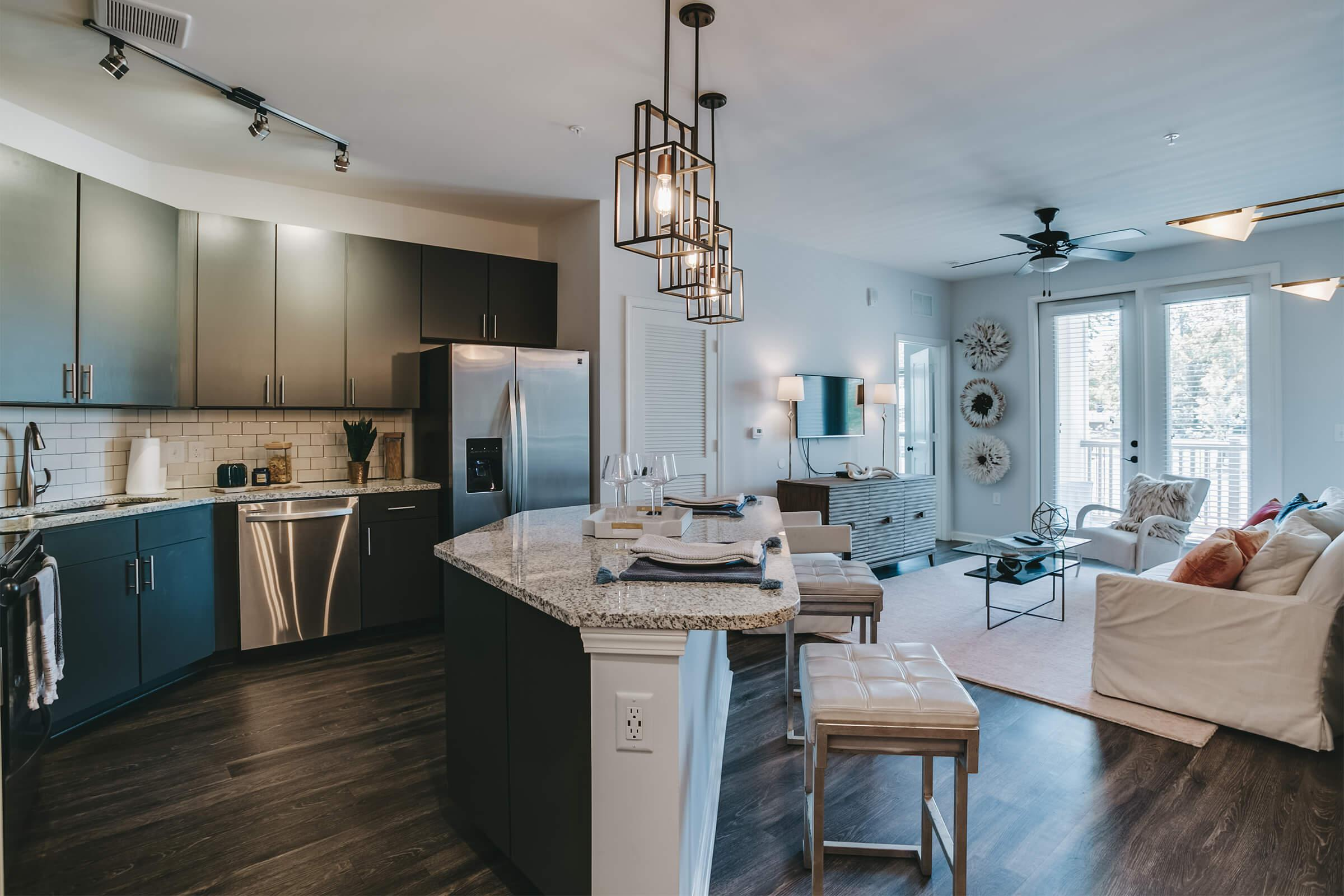 Stunning floor plans at The Residence at Old Hickory Lake