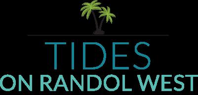 Tides on Randol West Logo