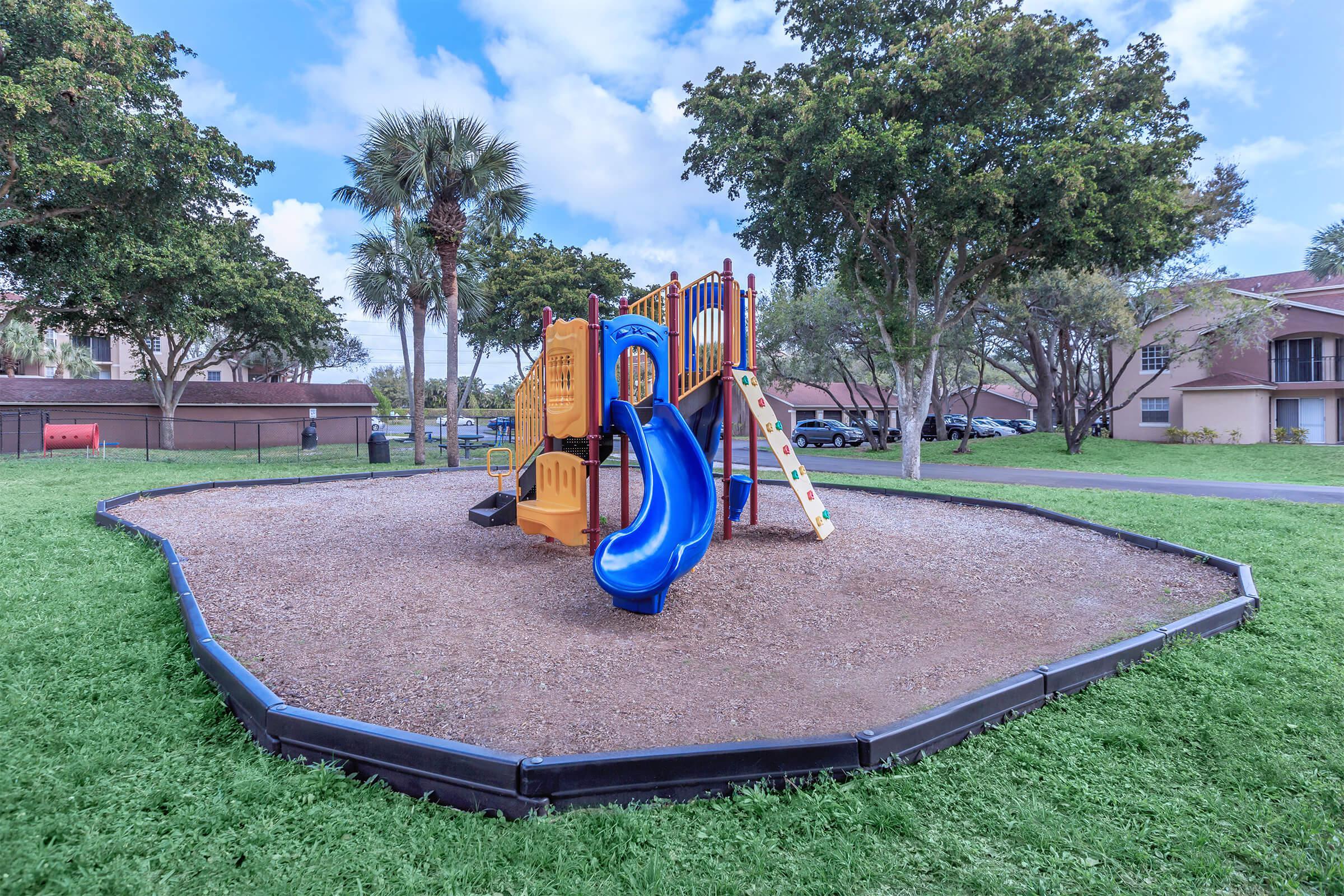 Playground at Latitude Pointe Apartments in Boynton Beach, Florida