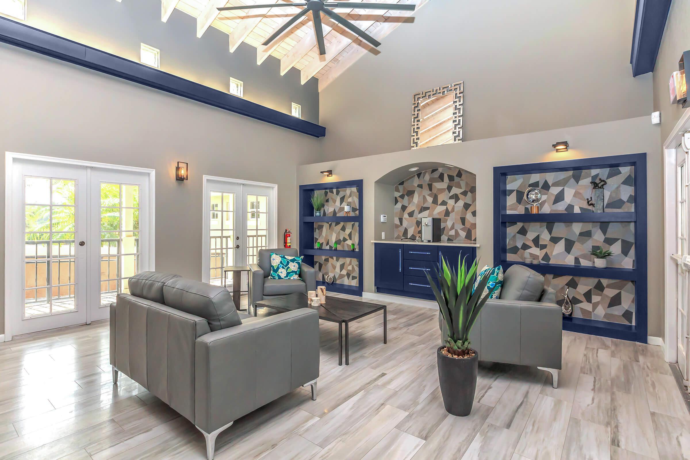 Office at Latitude Pointe Apartments in Boynton Beach, Florida