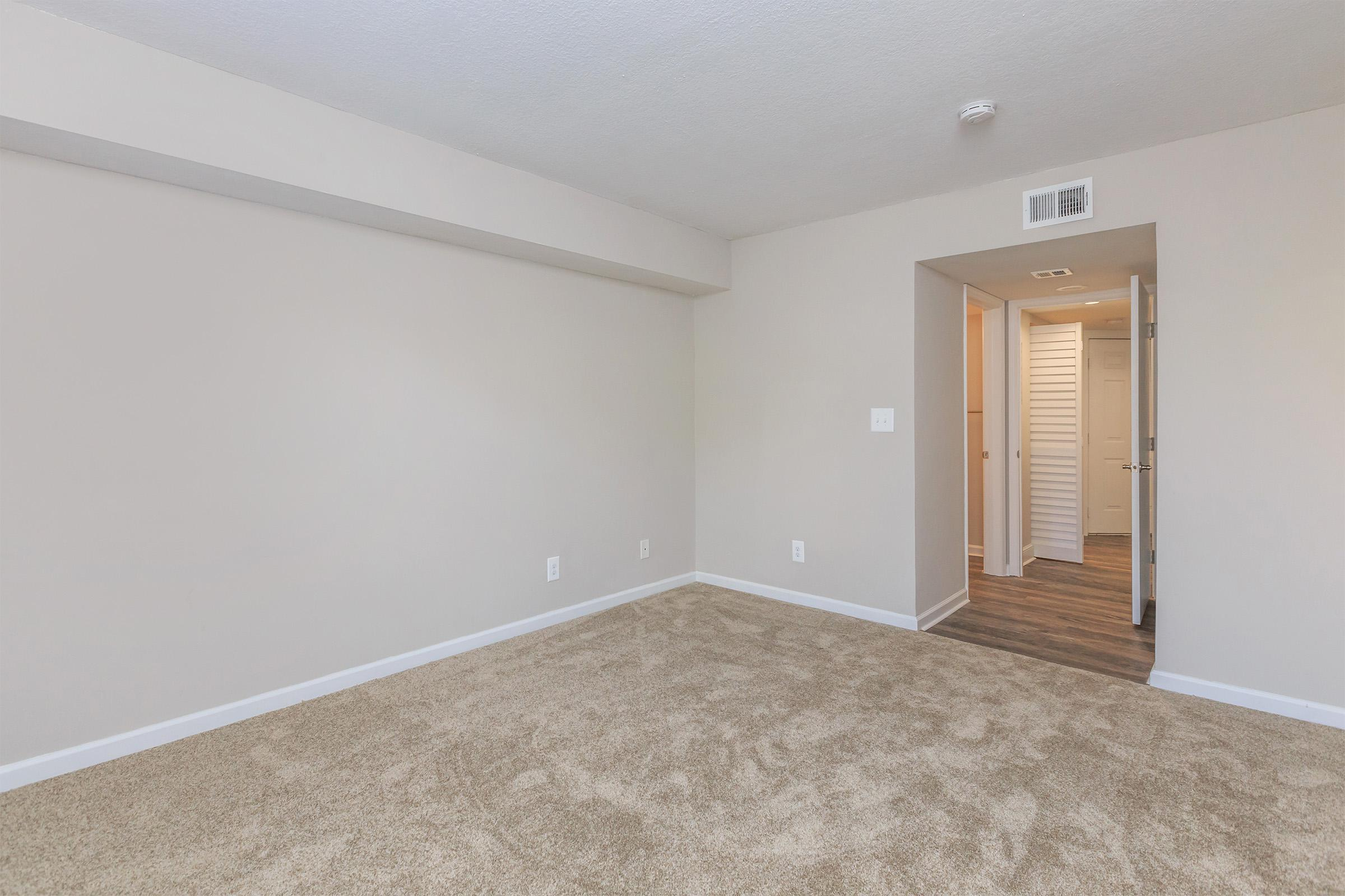 COZY CARPETED BEDROOM