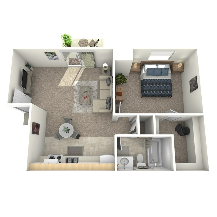 Abby Upstairs floor plan image