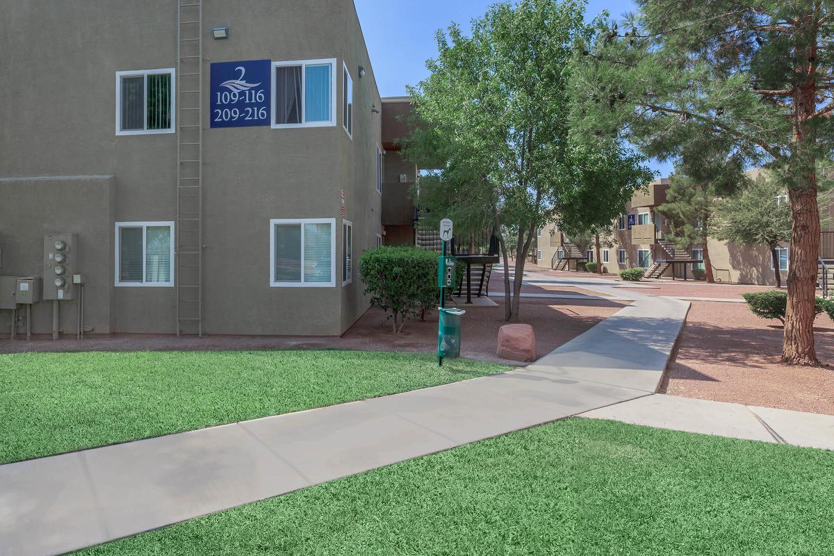Come check Las Brisas De Cheyenne Apartments today