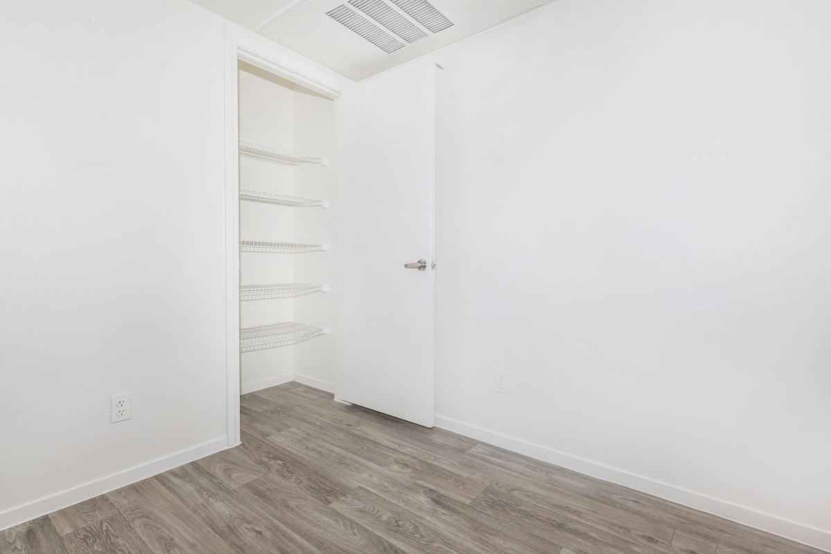 Las Brisas De Cheyenne Apartments provides extra storage