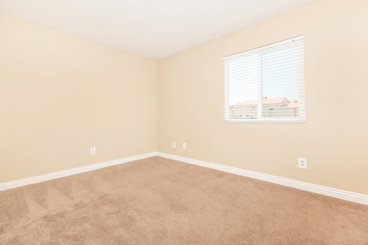 Plush carpeting available at Las Brisas De Cheyenne Apartments