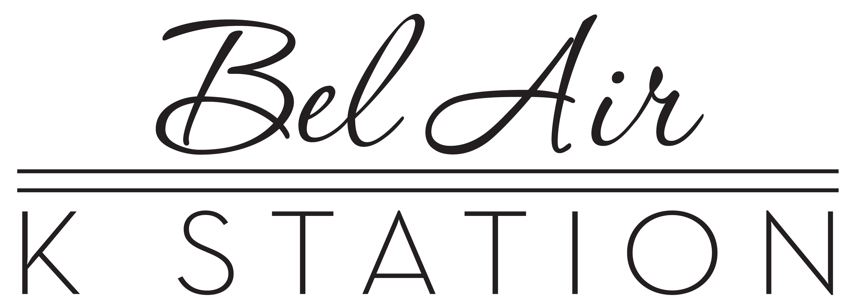 Bel Air K Station Logo