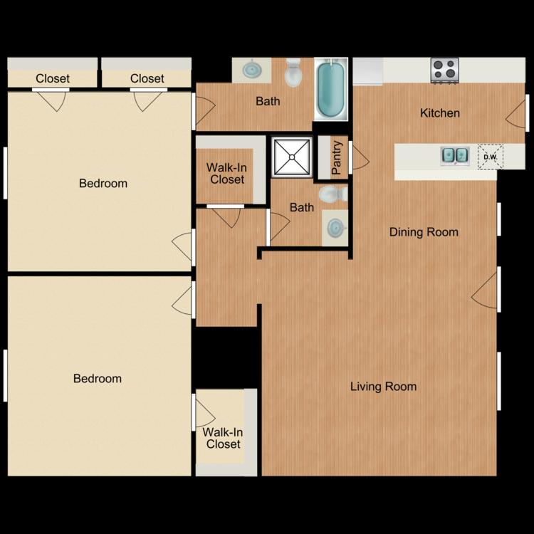 Floor plan image of Palmilla