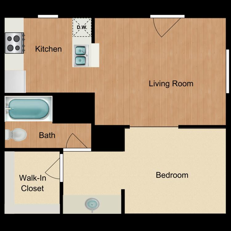 Floor plan image of Sereno
