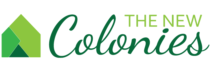 The New Colonies Logo