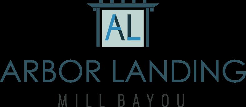 Arbor Landing Mill Bayou Logo