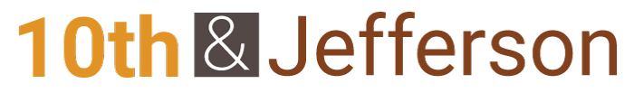 10th and Jefferson Logo