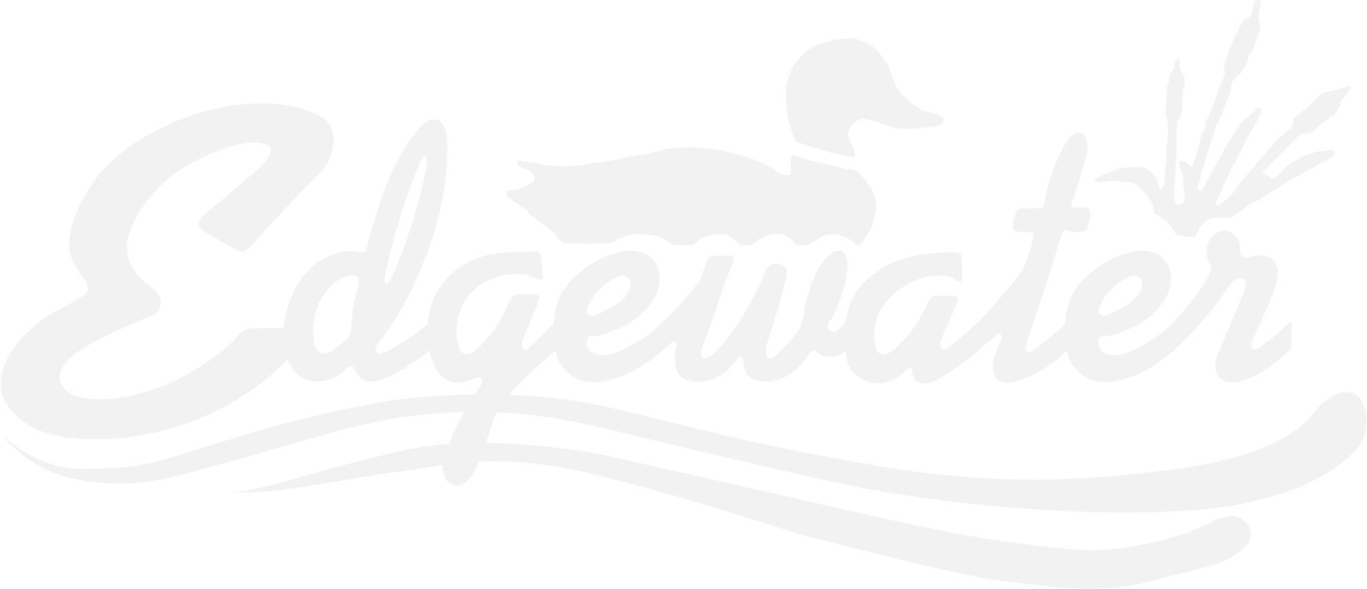 Edgewater Condominium Rentals Logo