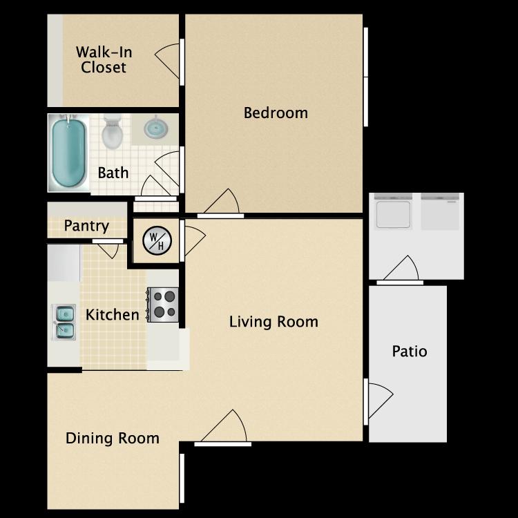 Floor plan image of Alberta