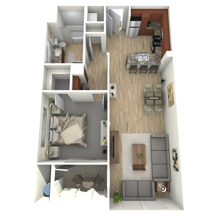 Floor plan image of A11