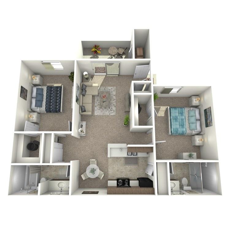Park floor plan image