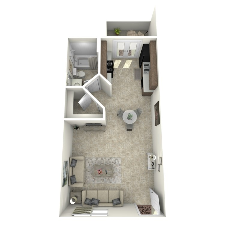 Cove floor plan image