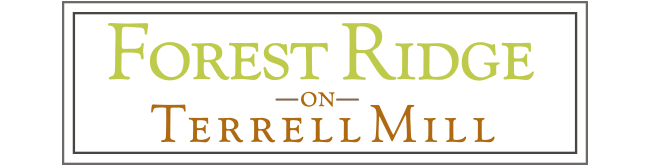 Forest Ridge on Terrell Mill Logo