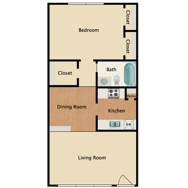 Camelot Apartments Floor Plans Pricing
