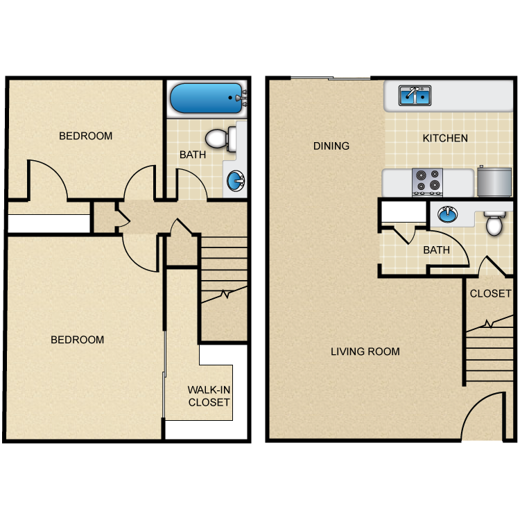 Cordova D floor plan image