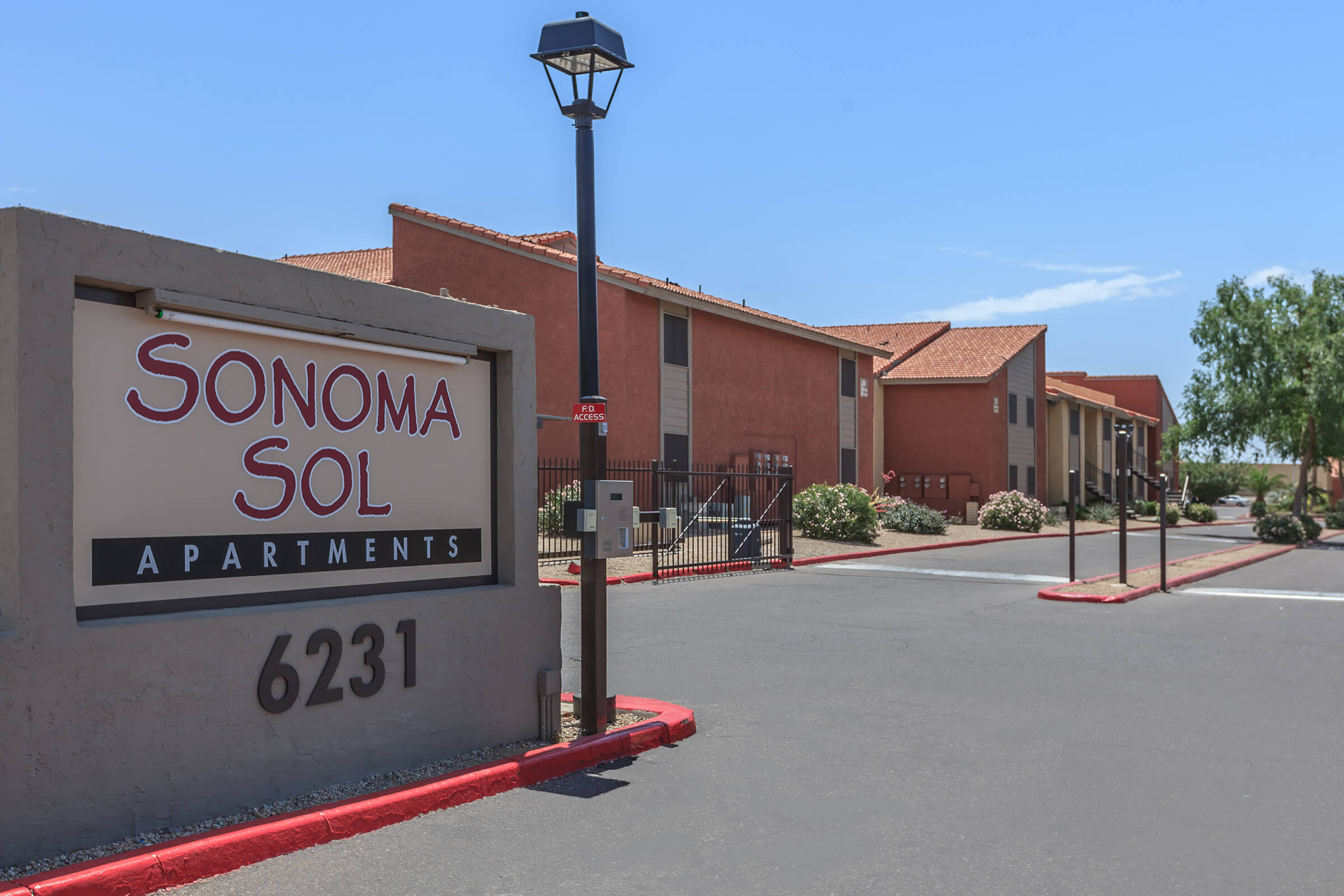 Picture of Sonoma Sol Apartments