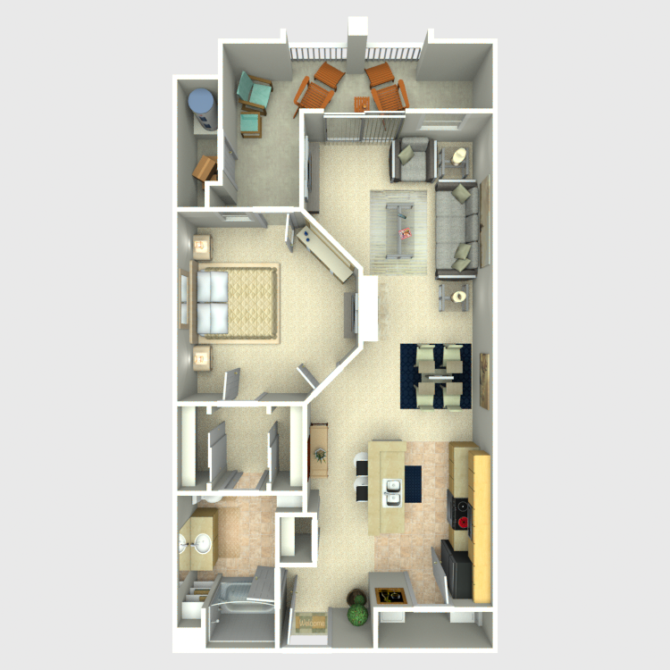 Floor plan image of Oakville