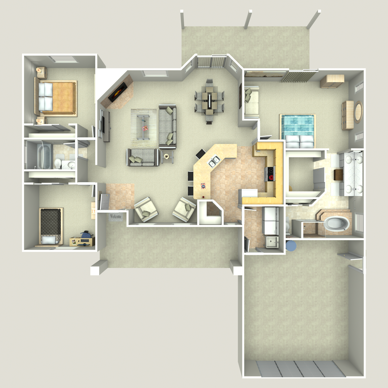 Floor plan image of Primo