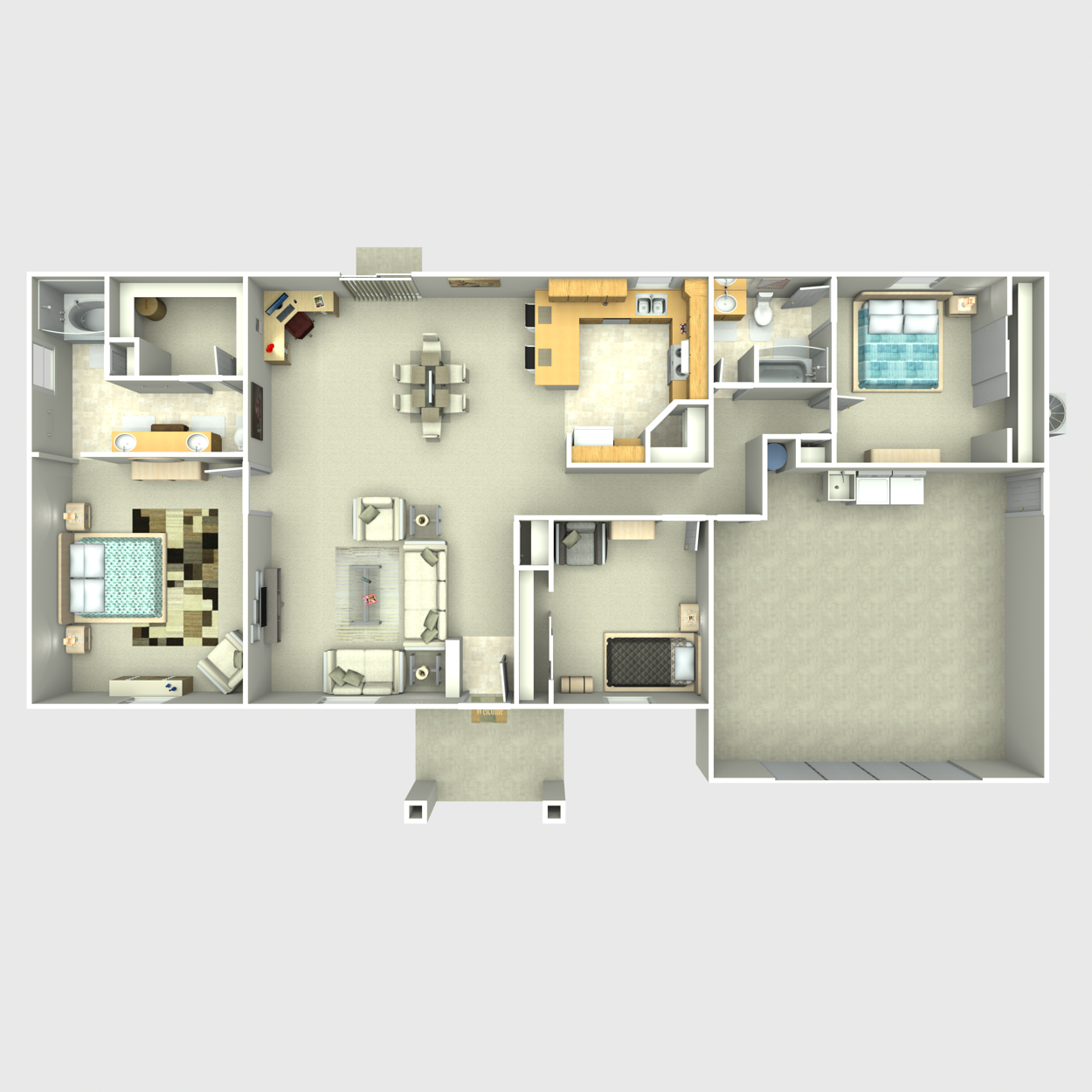 Floor plan image of Silver Carmel