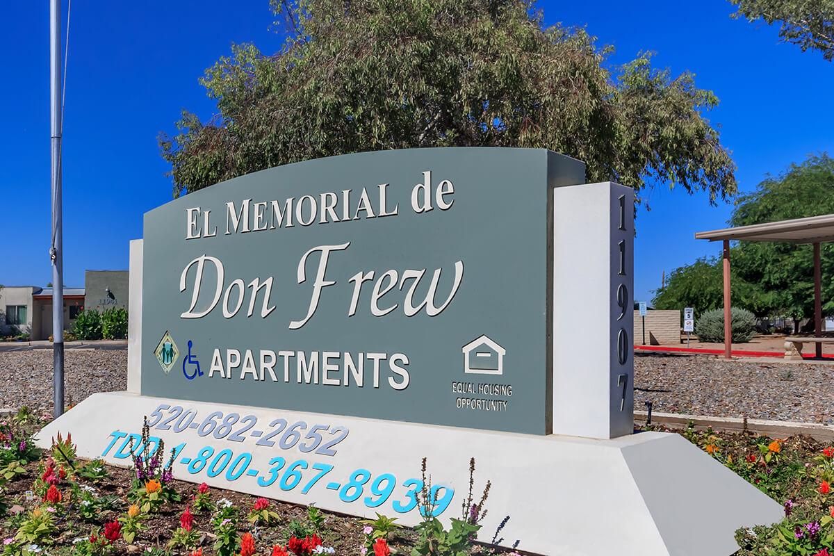 Picture of El Memorial de Don Frew Apartments