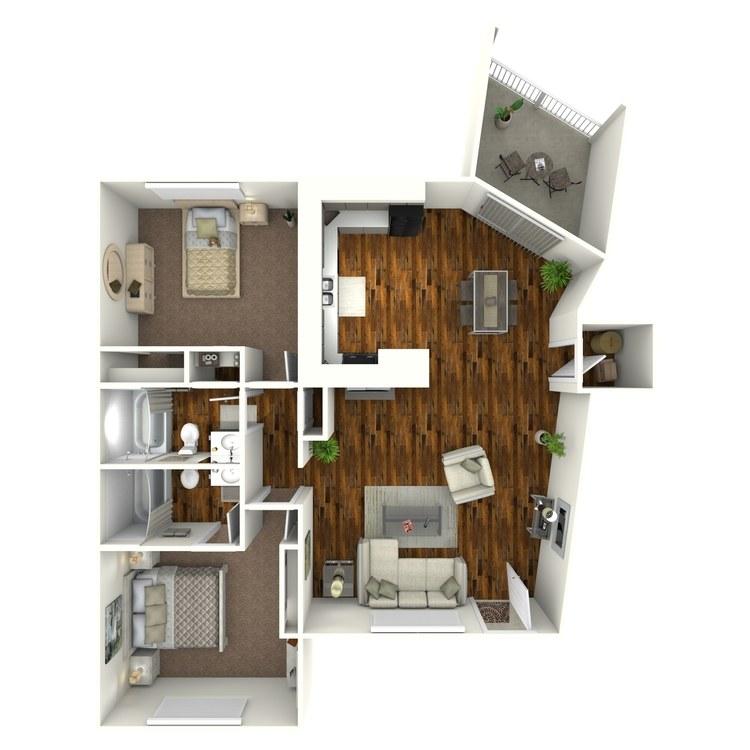 Floor plan image of Majestic