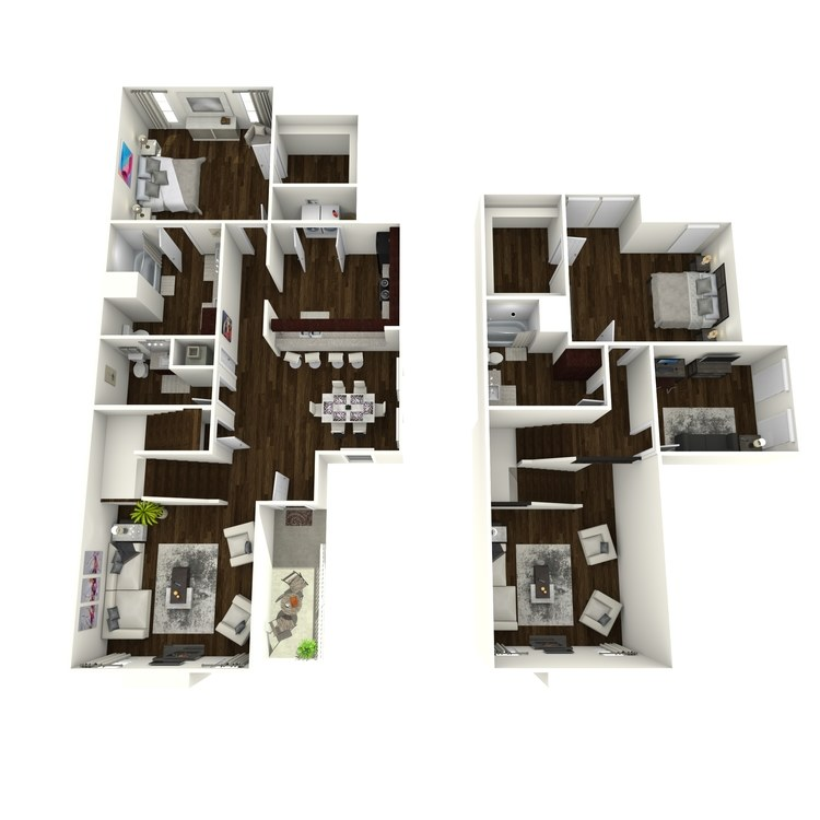 B7 floor plan image