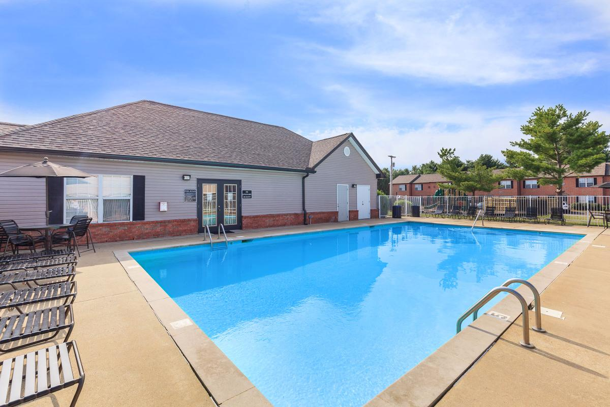 Swimming Pool at Greentree Pointe Apartment Homes